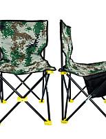 """Недорогие -Складное туристическое кресло На открытом воздухе Пригодно для носки, Складной Ткань """"Оксфорд"""" для Рыбалка / Пешеходный туризм / Походы -"""