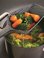 abordables -Outils de cuisine Plastique Résistant à la chaleur / Meilleure qualité Filtre Usage quotidien 1pc