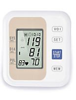 Недорогие -Factory OEM Монитор кровяного давления LZX-1681 for Дорожные / Муж. и жен. Пульсовой оксиметр / Беспроводное использование / Легкий и