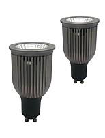Недорогие -ZDM® 2pcs 9W 1 светодиоды Точечное LED освещение Тёплый белый Холодный белый Естественный белый 85-265V Деловой Дом / офис