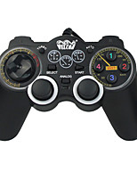cheap -WE-851S Wired Game Controllers For PC Portable / Vibration Game Controllers ABS 1pcs unit 150cm USB 2.0