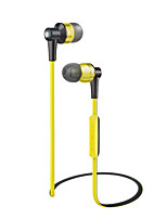 cheap -L-S8 In Ear Wireless Headphones Dynamic Acryic / Polyester Sport & Fitness Earphone Headset