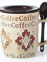 cheap -Drinkware Porcelain Mug Heat-Insulated 1.1pcs