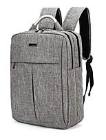 """Недорогие -Ткань """"Оксфорд"""" Однотонный Рюкзаки 16-дюймовый ноутбук"""