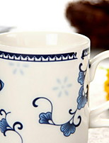 cheap -Drinkware Porcelain Mug Heat-Insulated 1pcs