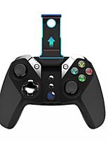 baratos -Gamesir G4 Sem Fio Controladores de jogos Para Sony PS3 / Android / iOS, Bluetooth Portátil Controladores de jogos ABS 1pcs unidade