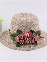 cheap -Women's Holiday Sun Hat - Color Block