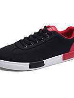 cheap -Men's Shoes Fabric Summer Comfort Sneakers Gray / Black / White / Black / Red