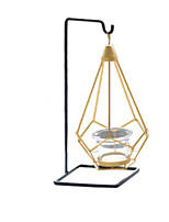 cheap -1pc Metal European StyleforHome Decoration, Decorative Objects / Home Decorations Gifts