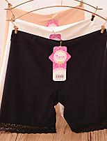 abordables -Femme Sous-vêtements Moulants Couleur Pleine Taille médiale