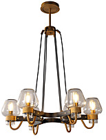 cheap -LWD 6-Light Candle-style / Sputnik Chandelier Uplight - New Design, Candle Style, 110-120V / 220-240V Bulb Not Included