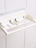 Недорогие -Держатель для полотенец Новый дизайн / Очаровательный / Многослойный Modern Пластик 1шт На стену