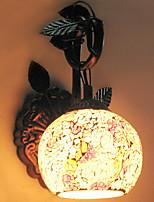 Недорогие -Антибликовая Настенные светильники Гостиная / Спальня Металл настенный светильник 220-240Вольт 40 W