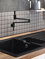 cheap -Kitchen faucet / Bathroom Sink Faucet Painting Pot Filler Centerset