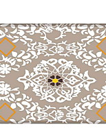 cheap -Area Rugs Classic / Casual Polyster, Rectangular Superior Quality Rug