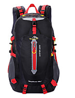 cheap -20-35 L Hiking Backpack - Rain-Proof, Wearable, Breathability Outdoor Hiking, Camping, School Nylon Red, Green, Blue