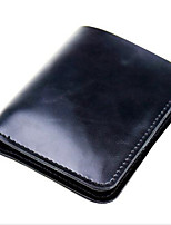 cheap -Women's Bags PU(Polyurethane) Wallet Buttons Black