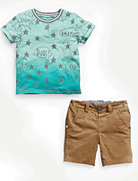 cheap -Kids Boys' Galaxy Short Sleeve Clothing Set