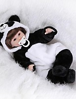 cheap -NPKCOLLECTION Reborn Doll Baby Boy 18 inch Artificial Implantation Brown Eyes Kid's Boys' Gift