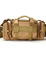 cheap -1 L Hiking Carry Bag - Quick Dry, Wearable Outdoor Hiking, Camping Nylon Black, Camouflage, Khaki