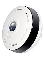 cheap -Hiseeu® HD FishEye IP camera 960P 360 degree Full View Mini CCTV Camera 1.3MP Network Home Security WiFi VR Camera Panoramic IR