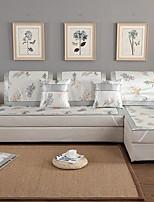 baratos -almofada do sofá Floral Jacquard Poliéster Capas de Sofa