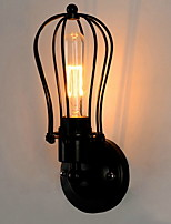 cheap -Cool Retro Wall Lamps & Sconces Living Room / Hallway Metal Wall Light 220-240V 40 W / E27