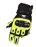 cheap -MOTOBOY Full Finger Unisex Motorcycle Gloves Carbon Fiber / Sponge / Poly urethane Breathable / Wearproof / Shockproof