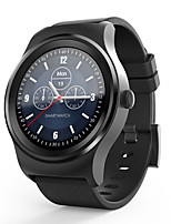 cheap -Smartwatch R1 for iOS / Android Heart Rate Monitor / Pedometers / Long Standby / Hands-Free Calls / Touch Screen Pedometer / Call Reminder / Activity Tracker / Sleep Tracker / Alarm Clock / 72-100