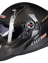 economico -LS2 FF396 Integrale Adulto Unisex Casco del motociclo Idrorepellente / Anti-Friction / Resistente agli urti