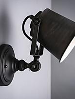 abordables -Design nouveau / Cool Rétro Appliques Salle de séjour / Chambre à coucher Métal Applique murale 220-240V 40 W / E27