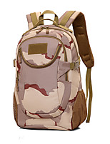 cheap -36-55 L Hiking Backpack - Rain-Proof, 3D Pad, Wearable Outdoor Hiking, Camping, School Nylon Pink+Green, Grey, Camouflage
