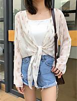 cheap -Women's Basic Shirt - Floral