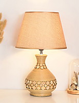 cheap -Traditional / Classic Decorative Table Lamp For Wood / Bamboo 220-240V