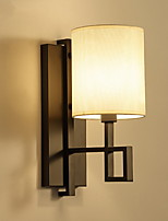 Недорогие -Cool Модерн Настенные светильники Спальня / Офис Металл настенный светильник 220-240Вольт 40 W