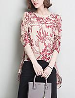 cheap -Women's Going out Shirt - Floral