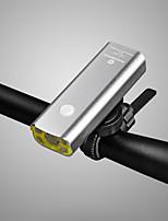 abordables -Lampes Torches LED Cyclisme Imperméable / Transport Facile Lithium-ion 400 lm Lumens Chargeur de batterie / USB Blanc Naturel Camping / Randonnée / Spéléologie / Cyclisme