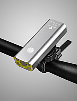 cheap -Front Bike Light / Headlight Cycling Waterproof, Easy Carrying Li-ion 400 lm Battery Charging / USB Natural White Camping / Hiking / Caving / Cycling / Bike