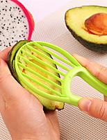 baratos -Utensílios de cozinha Plástico Utensílios de Fruta e Vegetais Multifunções Descascador / Fatiador Fruta 1pç
