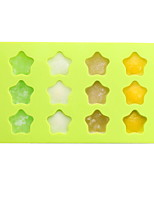 cheap -Bakeware tools Silica Gel / ABS+PC Creative Kitchen Gadget / DIY For Ice / Popsicle Dessert Tools 1pc