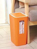 baratos -Cozinha Produtos de limpeza Plásticos Lata de Lixo Simples 1pç
