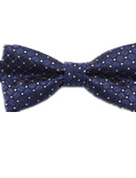 cheap -Men's Party / Basic Cotton / Polyester Bow Tie - Geometric / Color Block / Houndstooth Bow / All Seasons