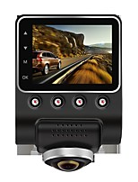 cheap -Anytek A55 1080p Night Vision / 360° monitoring Car DVR 170 Degree Wide Angle 2.4 inch IPS Dash Cam with G-Sensor / Parking Monitoring /