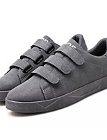cheap -Men's Shoes PU(Polyurethane) Summer Comfort Sneakers Black / Gray / Red