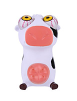 cheap -Gags & Practical Joke / Squeeze Toy / Sensory Toy Cow Stress and Anxiety Relief / Decompression Toys Poly urethane 1 pcs Children's All Gift