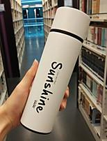 Недорогие -Drinkware Нержавеющая сталь / Полипропилен + ABS Вакуумный Кубок Компактность / Мини / сохраняющий тепло 1 pcs