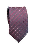 abordables -Homme Coton / Polyester Travail / Basique Cravate Rayé / Géométrique / Couleur Pleine / Toutes les Saisons