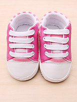 cheap -Girls' Shoes Cotton Spring / Fall First Walkers Sneakers for Baby Blue / Pink / Light Blue