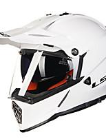 economico -LS2 MX436 Modulare crossover Adulto Unisex Casco del motociclo Smorzamento / Idrorepellente / Antilogoramento