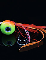 cheap -1 pcs pcs Fishing Lures Jig Head Lead / Metalic Sea Fishing / Fly Fishing / Bait Casting
